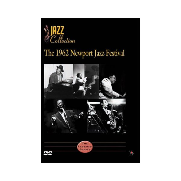 Hal Leonard Jazz Collection: The 1962 Newport Jazz Festival DVD