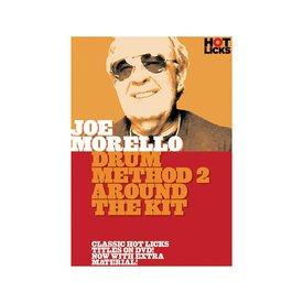 Hal Leonard Joe Morello: Drum Method 2 DVD