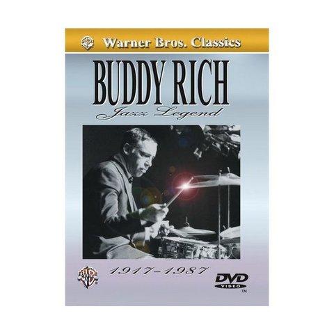 Buddy Rich: Jazz Legend (1917-1987) DVD