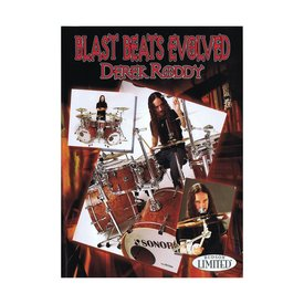 Hal Leonard Derek Roddy: Blast Beats Evolved DVD