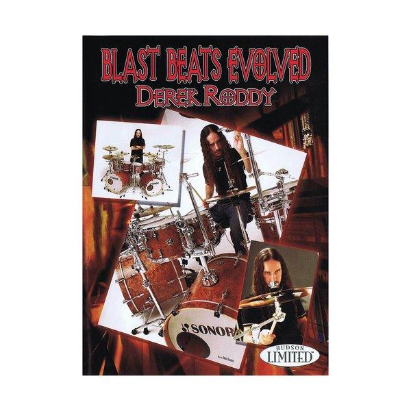 Hal Leonard Derek Roddy: Blast Beats Evolved DVD