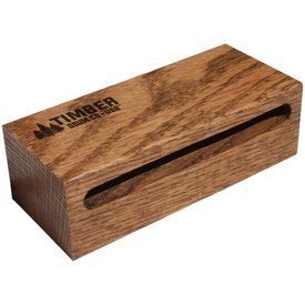 TreeWorks Timber Drum Company American Hardwood Wood Block; Small