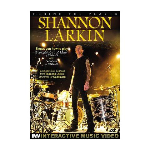 Shannon Larkin: Behind The Player DVD