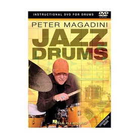 Hal Leonard Peter Magadini: Jazz Drums DVD