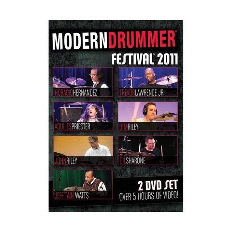 Modern Drummer Festival 2011 DVD Set