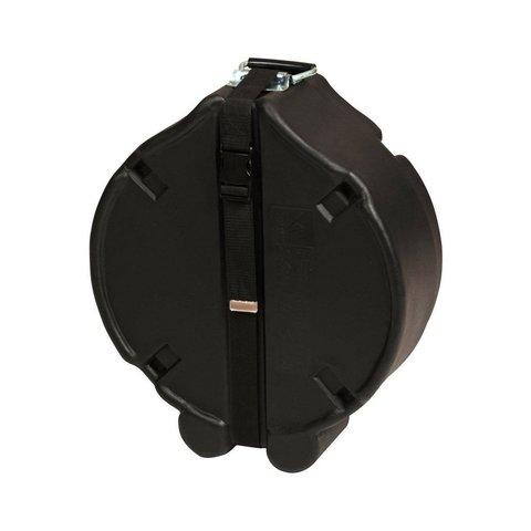 Gator Snare Drum Case; Elite Air Series Molded PE: 7x14