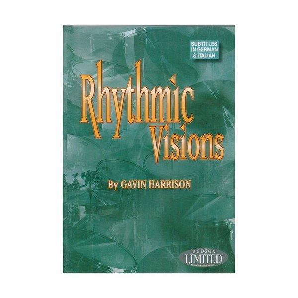 Hal Leonard Gavin Harrison: Rhythmic Visions DVD