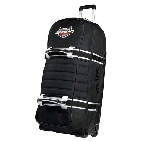 """Ahead  OGIO Engineered Hardware SLED - 38"""" X 16"""" X 14"""" Hardware Case w/wheels & pull-out handle"""