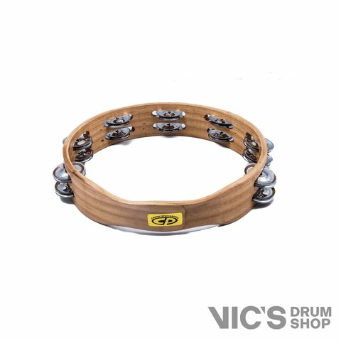LP CP 10 Tambourine without Head - Double Row of Jingles