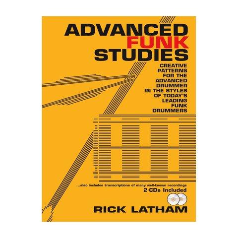 Advanced Funk Studies by Rick Latham; Book & 2 CDs