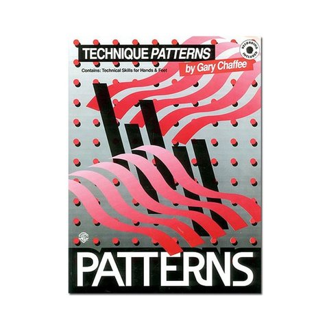 Patterns: Technique Patterns by Gary Chaffee; Book & CD