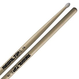 Regal Tip Regal Tip Classic Hickory Nylon Tip 7A Drumsticks