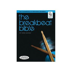 Hal Leonard The Break Beat Bible by Mike Adamo; Book & CD