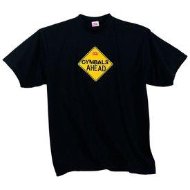 Meinl Meinl Cymbals Ahead T-Shirt, Black