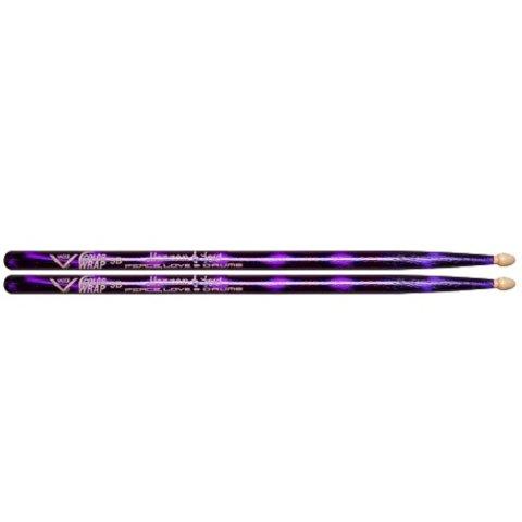 Vater Hannah Ford Color Wrap 5B Drumsticks