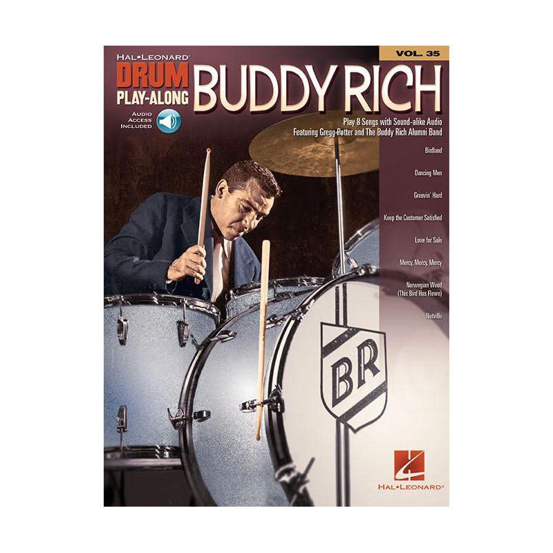Hal Leonard Buddy Rich Drum Play-Along