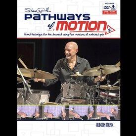 Hal Leonard Steve Smith: Pathways Of Motion; Book & DVD