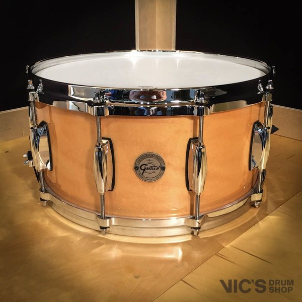 Gretsch Gretsch Full Range 6.5x14 Maple Snare Drum