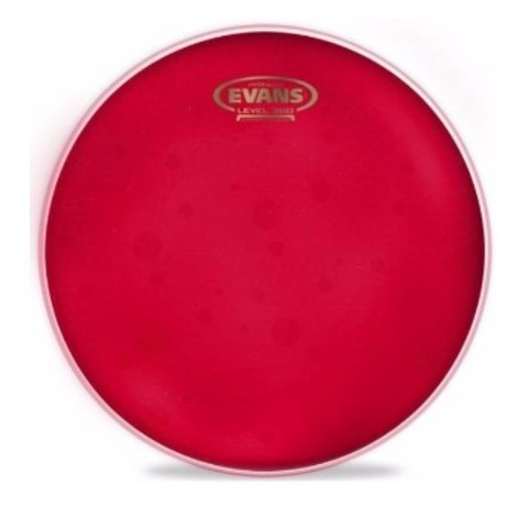 "Evans Hydraulic Red 18"" Tom Drumhead"