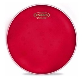 "Evans Evans Hydraulic Red 22"" Bass Drumhead"