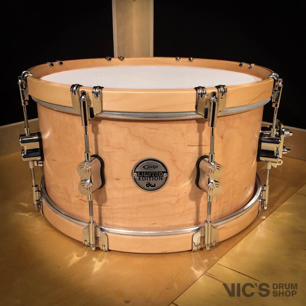 pdp pdp sx series 7x14 ltd classic wood hoop snare drumvic 39 s drum shop. Black Bedroom Furniture Sets. Home Design Ideas