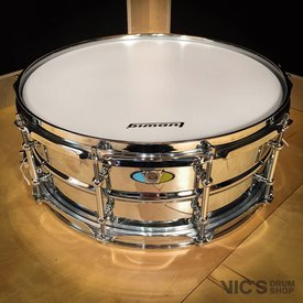 Ludwig Ludwig Supralite 5.5x14 Steel Snare Drum