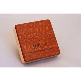 NAL Box Shaker Lacewood Soprano 3.5 inch