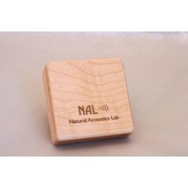 NAL Box Shaker Maple Piccolo 3.0 inch