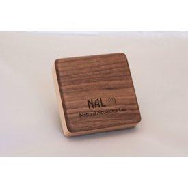 NAL Box Shaker Walnut Piccolo 3.0 inch