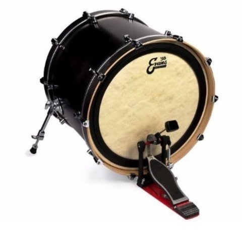 """Evans EMAD Calftone 20"""" Bass Drumhead"""