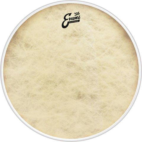 "Evans 18"" Calftone Tom Drumhead"
