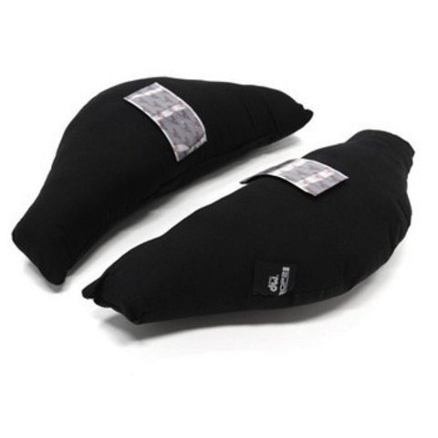 DW 2 Piece Bass Drum Muffler Pillow Set