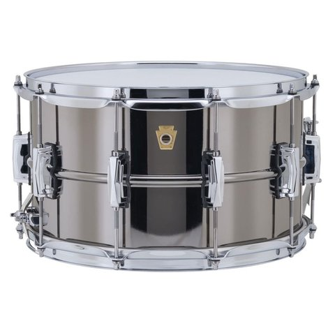 Ludwig USA Black Beauty 8x14 Snare Drum