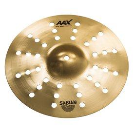 """Sabian Sabian AAX 12"""" Aero Splash; Brilliant"""