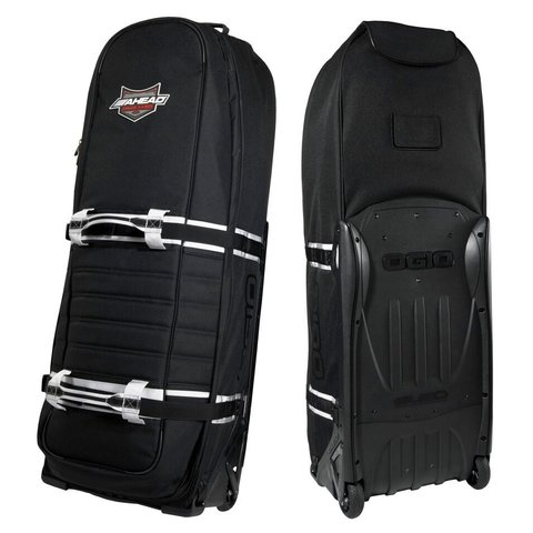 Ahead Ogio Engineered Hardware Bag - 48x16x14 Sled with Wheels & Pull-Out Handle