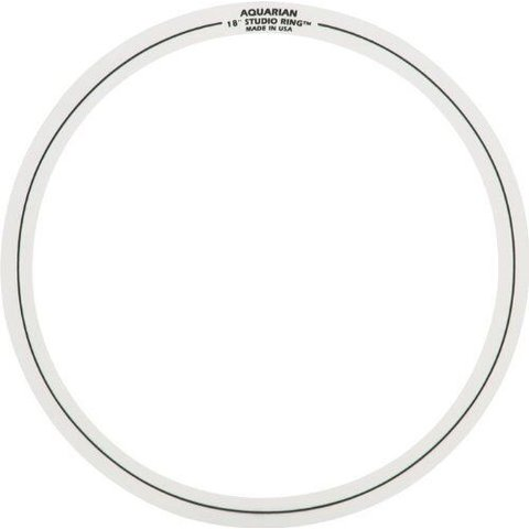 "Aquarian Studio Rings 18"" (2-Pack)"