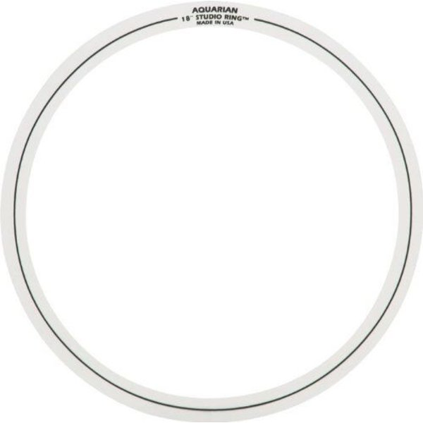 "Aquarian Aquarian Studio Rings 18"" (2-Pack)"