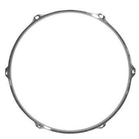 "Cannon Cannon 1.6mm 8"" Chrome 4 hole Batter Hoop"