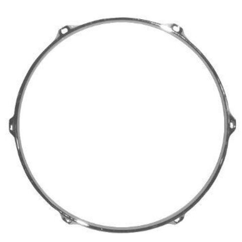 "Cannon 1.6mm 10"" Chrome 6 hole Batter Hoop"