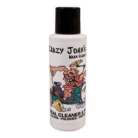 Crazy John's Crazy John's Cymbal Cleaner & Polish 4 OZ