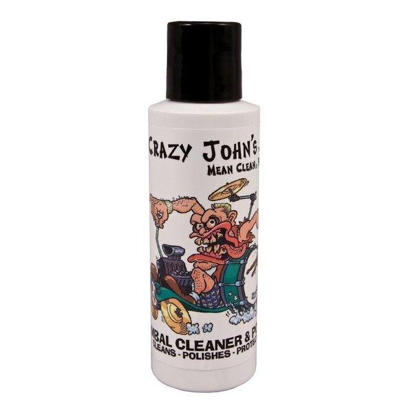 Crazy John's Crazy John's Cymbal Cleaner & Polish 4 OZ