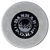 Danmar Metal Kick Bass Drum Disc - Made From Cold-Rolled Alloy
