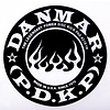 DANMAR BASS DRUM IMPACT PAD- Flame____