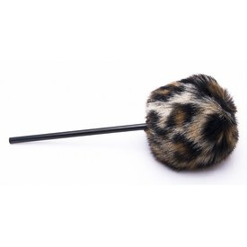 Danmar DANMAR FUZZY BEATERS - Tan Cheetah/Leopard____