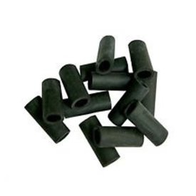 Danmar DANMAR BLACK RUBBER SLEEVE For Cymbal Tilter- 12 Per Pack