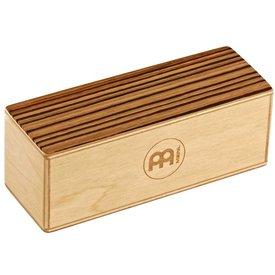 Meinl Meinl Wood Shaker, Small, Exotic Zebrano