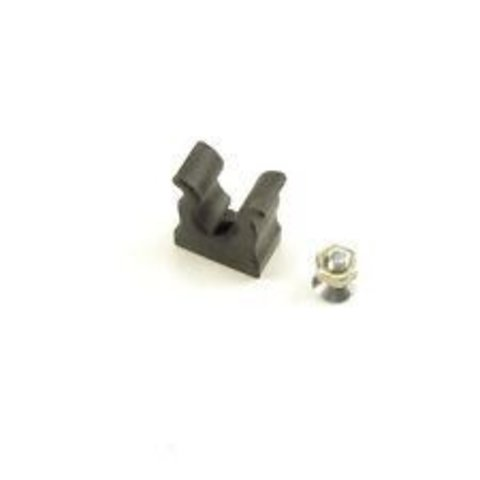 DW Plastic Molded Pedal Key Clip with Screw