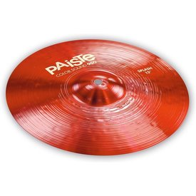 "Paiste Paiste Color Sound 900 Red 12"" Splash Cymbal"
