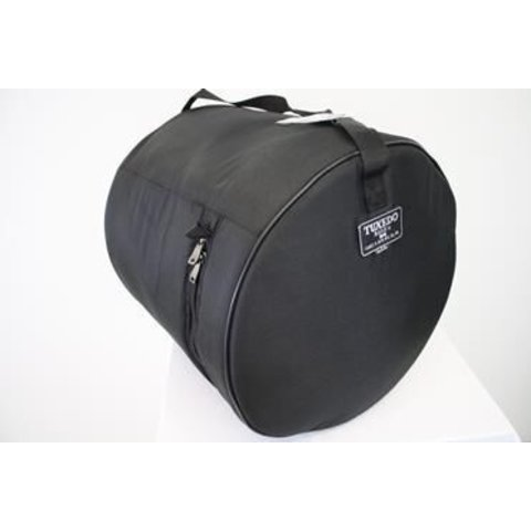 Humes and Berg 13X14 Tuxedo Padded Black Bag