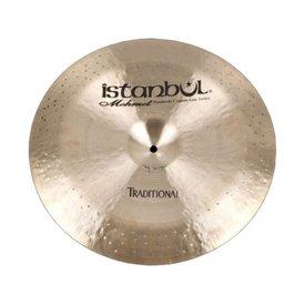 """Istanbul Mehmet Istanbul Mehmet Traditional Series 21"""" Swish Cymbal"""